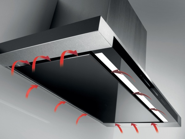 High Quality Gorenje+ Cooker Hoods Feature A Revolutionary New Perimetric Aspiration  System That Does Not Extract The Air Only Through The Central Part, ...